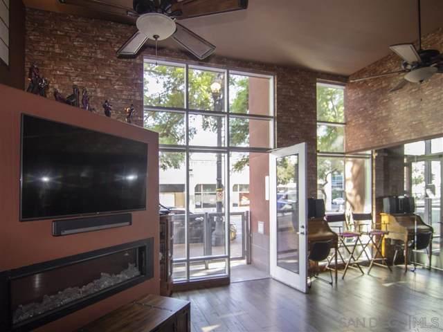 350 W Ash St #105, San Diego, CA 92101 (#190051525) :: Neuman & Neuman Real Estate Inc.