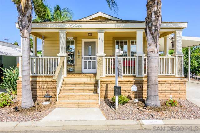 200 N El Camino Real #419, Oceanside, CA 92058 (#190051691) :: Neuman & Neuman Real Estate Inc.