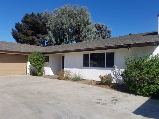 1350 Peach Ave B, El Cajon, CA 92021 (#190052373) :: Allison James Estates and Homes