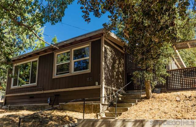 1831 Whispering Pines Dr, Julian, CA 92036 (#190052435) :: Neuman & Neuman Real Estate Inc.