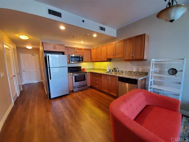 427 9th Ave #1207, San Diego, CA 92101 (#190053171) :: Compass