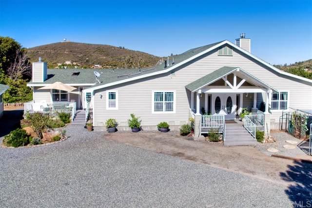3535 Highway 79, Julian, CA 92036 (#190053881) :: Neuman & Neuman Real Estate Inc.