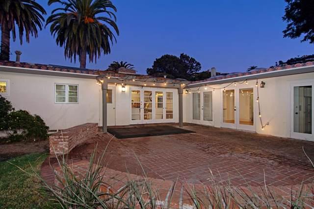 2445 Hidden Valley, La Jolla, CA 92037 (#190053913) :: Neuman & Neuman Real Estate Inc.