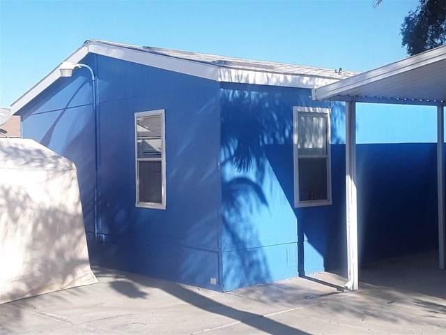 300 Thornton Dr Spc 5, El Cajon, CA 92021 (#190053982) :: Neuman & Neuman Real Estate Inc.