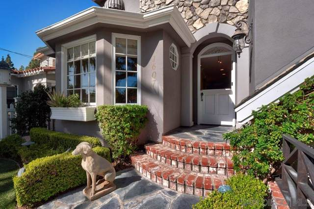 1607 6th St, Coronado, CA 92118 (#190054351) :: Neuman & Neuman Real Estate Inc.