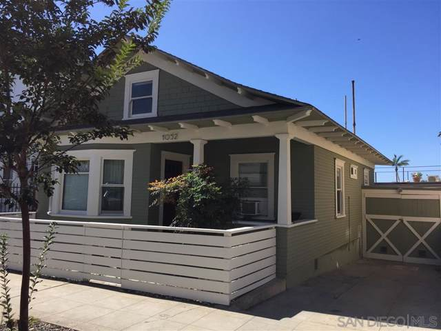1052 23rd, San Diego, CA 92102 (#190054500) :: Whissel Realty