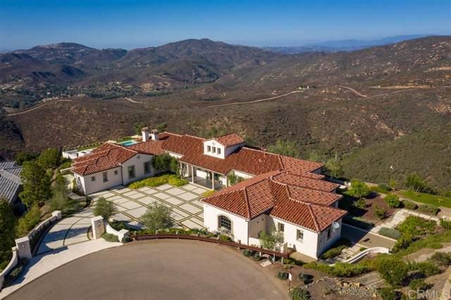 8082 El Cielo, Rancho Santa Fe, CA 92067 (#190055351) :: Allison James Estates and Homes