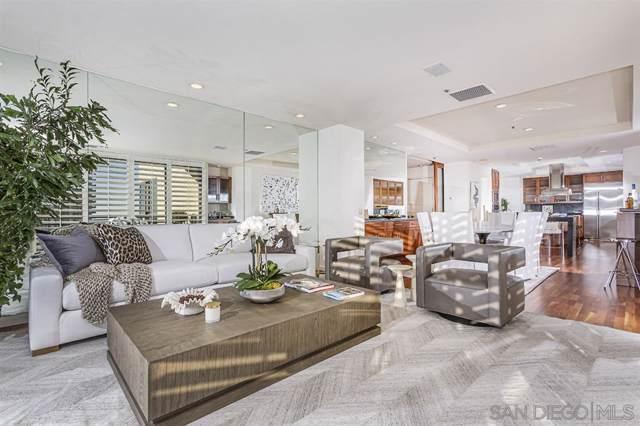 700 Front #1005, San Diego, CA 92101 (#190055470) :: Neuman & Neuman Real Estate Inc.