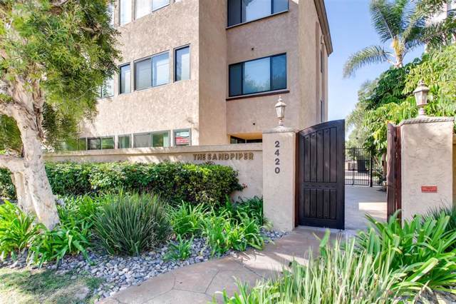 2420 Torrey Pines Rd A102, La Jolla, CA 92037 (#190056185) :: Whissel Realty