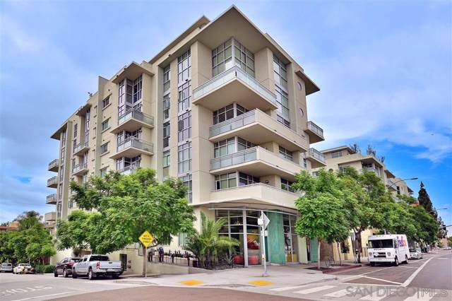 3812 Park Blvd #211, San Diego, CA 92103 (#190056405) :: Whissel Realty