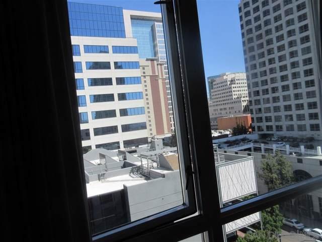 1240 India Street #907, San Diego, CA 92101 (#190056476) :: Dannecker & Associates