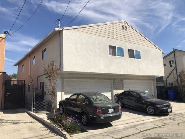 4244-4248 35th St, San Diego, CA 92104 (#190056684) :: The Stein Group