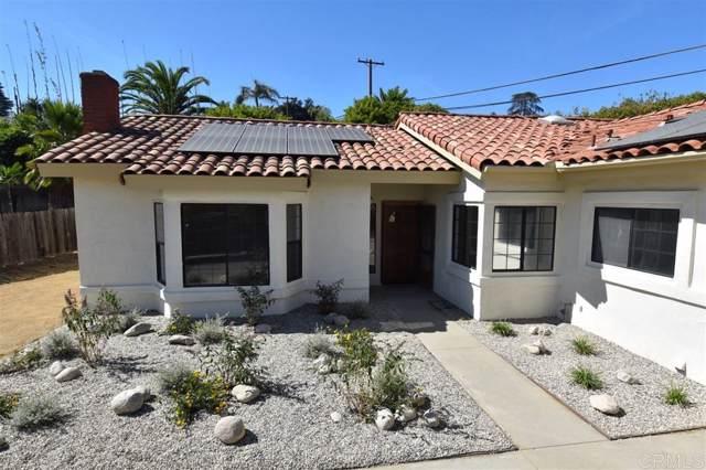 1246 Jessie Ln, Vista, CA 92083 (#190056824) :: Neuman & Neuman Real Estate Inc.