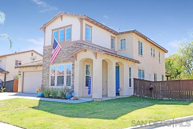 2334 Citron Place, Escondido, CA 92027 (#190056997) :: The Yarbrough Group