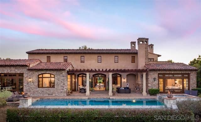 18471 Calle Tramonto, Rancho Santa Fe, CA 92091 (#190057046) :: Neuman & Neuman Real Estate Inc.