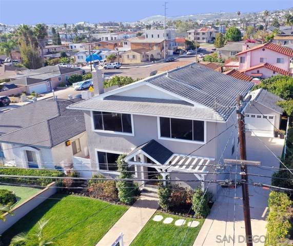 3211 Keats St, San Diego, CA 92106 (#190057224) :: The Yarbrough Group