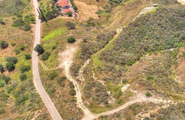 0 Palos Verdes Dr Parcel B, Escondido, CA 92026 (#190057384) :: Allison James Estates and Homes