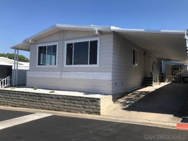 9500 Harritt Rd #92, Lakeside, CA 92040 (#190057542) :: Neuman & Neuman Real Estate Inc.