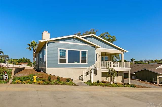 3766 Highland Dr, Carlsbad, CA 92008 (#190058071) :: Whissel Realty
