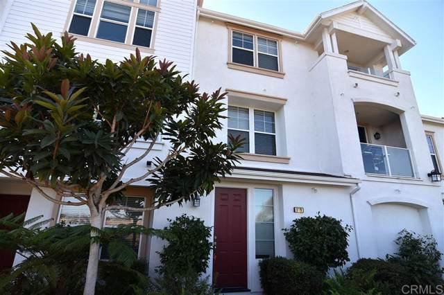 760 Harbor Cliff Way Unit 119, Oceanside, CA 92054 (#190058495) :: Neuman & Neuman Real Estate Inc.
