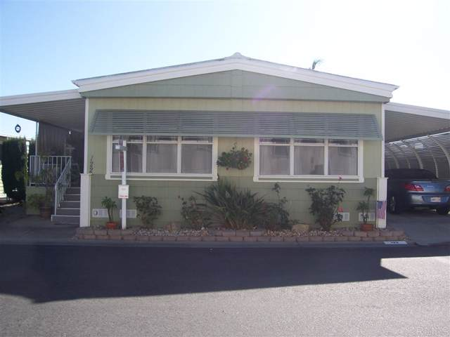 650 S Rancho Santa Fe Rd #122, San Marcos, CA 92078 (#190058892) :: Neuman & Neuman Real Estate Inc.