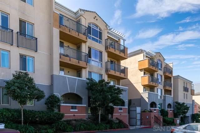 3887 Pell Place #228, San Diego, CA 92130 (#190059135) :: Neuman & Neuman Real Estate Inc.