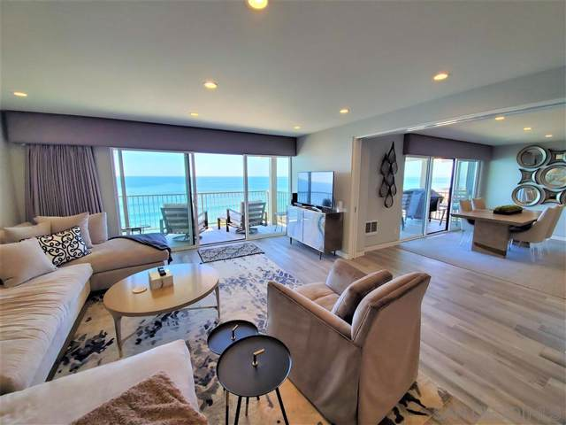 861 Beachfront B, Solana Beach, CA 92075 (#190059702) :: Neuman & Neuman Real Estate Inc.