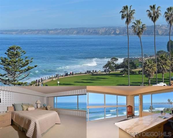 939 Coast Blvd. 8A, La Jolla, CA 92037 (#190059922) :: Neuman & Neuman Real Estate Inc.