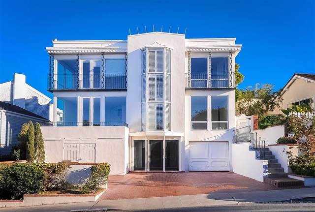 1855 Spindrift Dr, La Jolla, CA 92037 (#190060012) :: Neuman & Neuman Real Estate Inc.