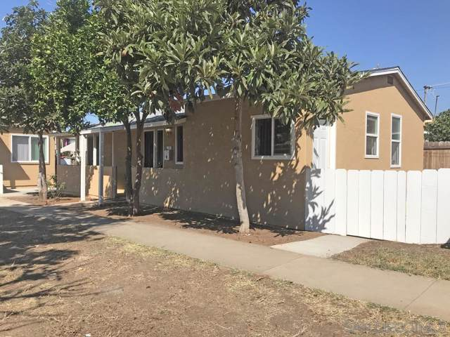 1912 E Ave, National City, CA 91950 (#190060091) :: Whissel Realty