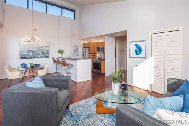 350 11th Ave #1124, San Diego, CA 92101 (#190060209) :: Dannecker & Associates