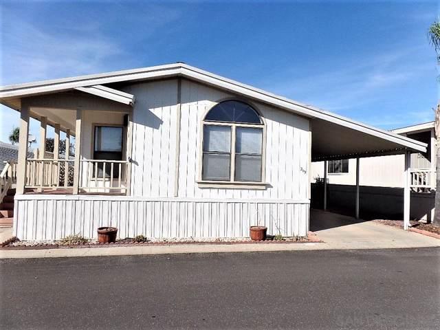1212 H St. #219 #219, Ramona, CA 92065 (#190060283) :: Neuman & Neuman Real Estate Inc.