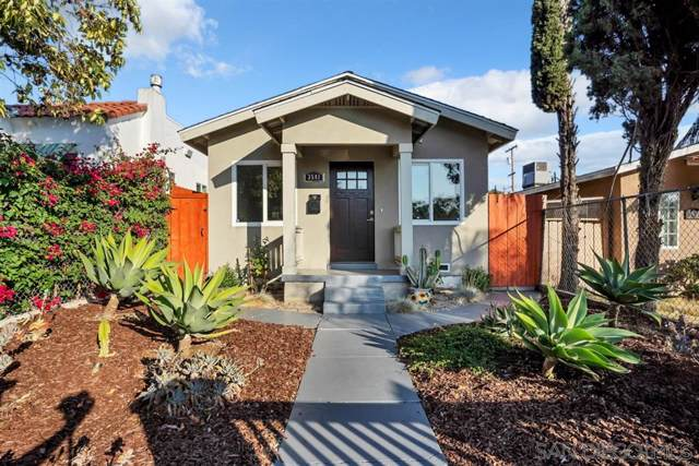 3541 36Th St, San Diego, CA 92104 (#190060698) :: The Yarbrough Group