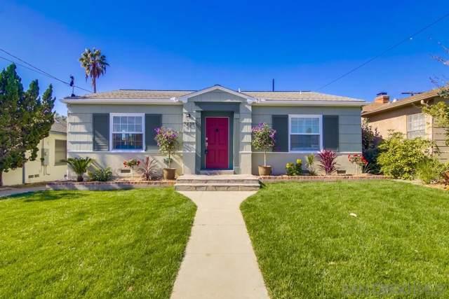 2638 Teresita St, San Diego, CA 92104 (#190060741) :: The Yarbrough Group