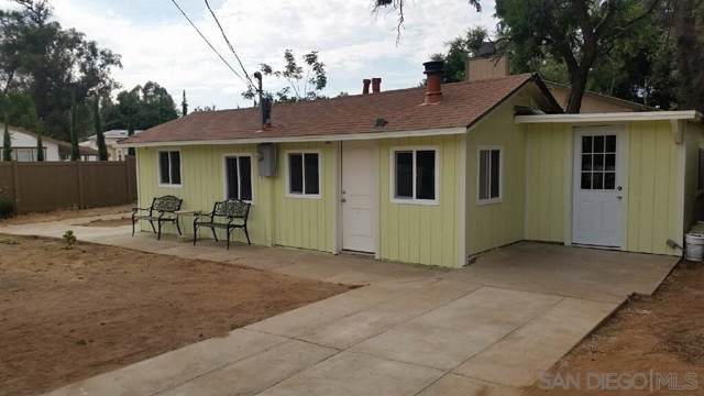 2418-2420 Alpine Blvd., Alpine, CA 91901 (#190060905) :: Whissel Realty