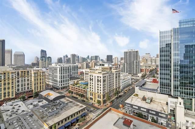 325 7th Ave #1501, San Diego, CA 92101 (#190060931) :: Pugh-Thompson & Associates
