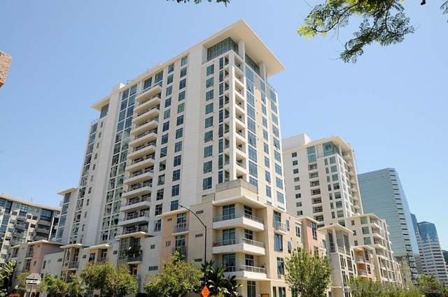 425 W Beech #202, San Diego, CA 92101 (#190061065) :: Be True Real Estate