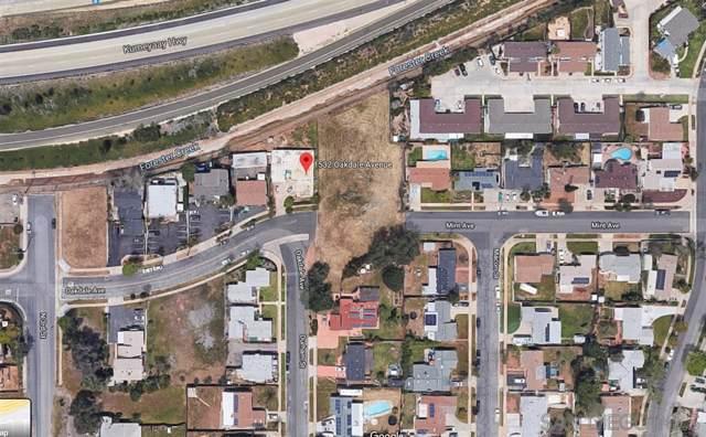 0000 Oakdale Ave #000000, El Cajon, CA 92021 (#190061136) :: Neuman & Neuman Real Estate Inc.