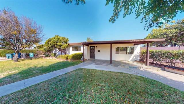 845 Jefferson Ave, Chula Vista, CA 91911 (#190061152) :: Neuman & Neuman Real Estate Inc.