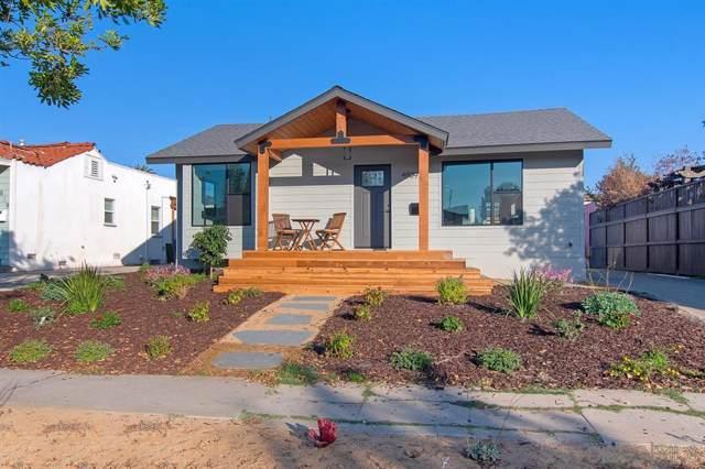 4809 34Th St, San Diego, CA 92116 (#190061501) :: Neuman & Neuman Real Estate Inc.