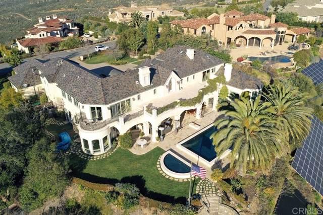 18311 Via Ambiente, Rancho Santa Fe, CA 92067 (#190062002) :: Neuman & Neuman Real Estate Inc.