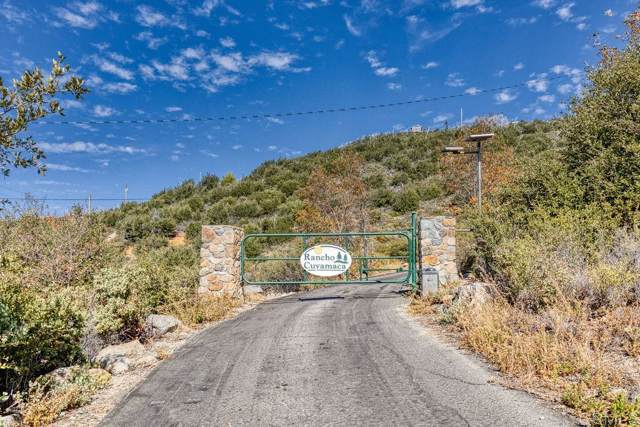 15962 N Peak Rd -, Julian, CA 92036 (#190062062) :: Whissel Realty