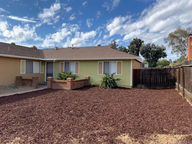 1249 Joshua St., Escondido, CA 92026 (#190062103) :: Whissel Realty