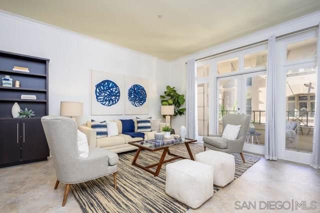 650 Columbia Street #317, San Diego, CA 92101 (#190062337) :: Keller Williams - Triolo Realty Group