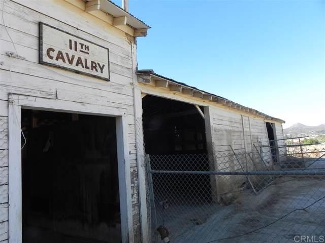 1128 Custer, Campo, CA 91906 (#190062925) :: Neuman & Neuman Real Estate Inc.