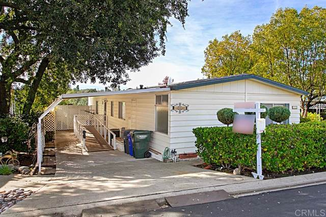 18218 Paradise Mountain Rd Space 110, Valley Center, CA 92082 (#190063326) :: Whissel Realty