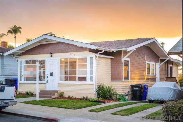 3912 Ibis St, San Diego, CA 92103 (#190063355) :: Dannecker & Associates
