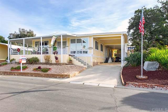 18218 Paradise Mountain Rd Space 143, Valley Center, CA 92082 (#190063504) :: Neuman & Neuman Real Estate Inc.