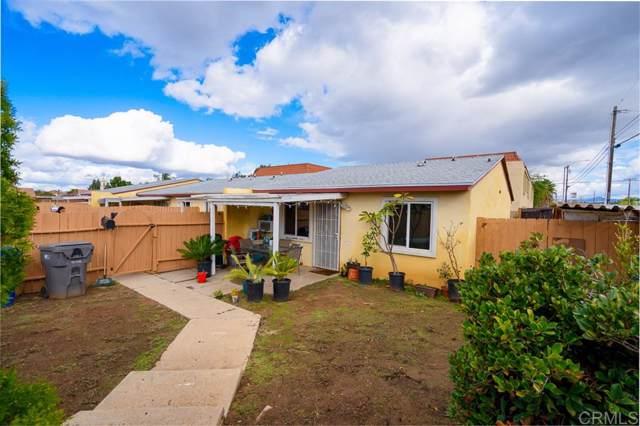 1156 E Washington Ave, El Cajon, CA 92019 (#190063577) :: Whissel Realty