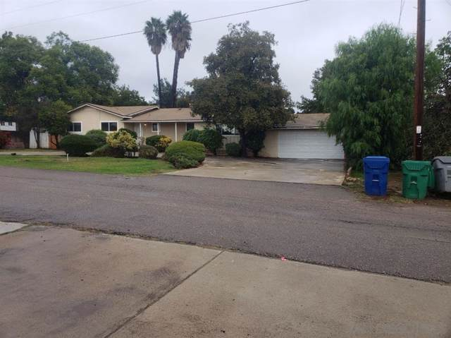 9824 Hawley Rd, El Cajon, CA 92021 (#190064111) :: Whissel Realty